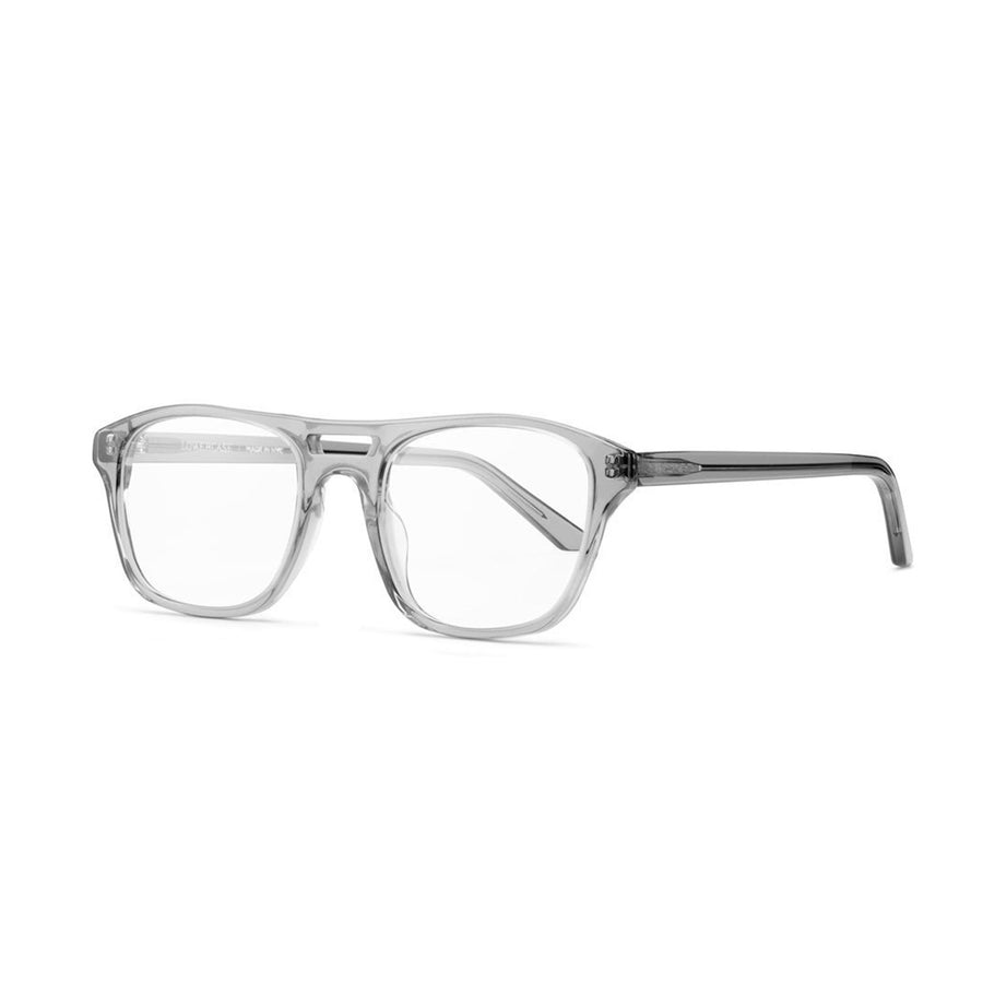 Hudson Eyeglasses Smoke Grey