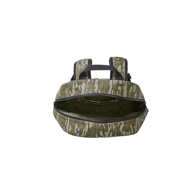 "Mossy Oak Camo Rugged Twill ""Bandera"" Backpack"