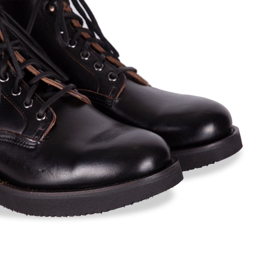 """Murphy"" Scout Boot Black Chromexcel"