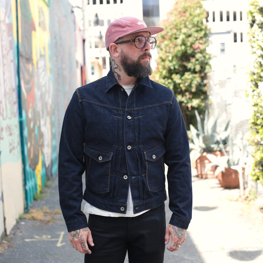 Rancher 202 Indigo Denim Jacket