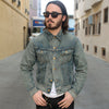 Denim Jacket Leeland Wash