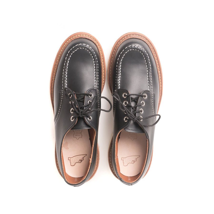 8106 Moc Toe Oxford Black Chrome