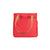Rugged Twill Tote Bag Mackinaw Red