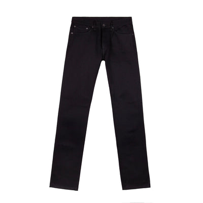 Big Sur 210 Jean 12oz Black