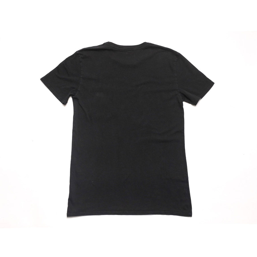 Garment Dyed Pocket Tee Black