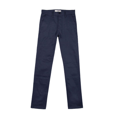 Selvedge Twill Chino Navy