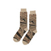 Tiger Camo Boot Sock