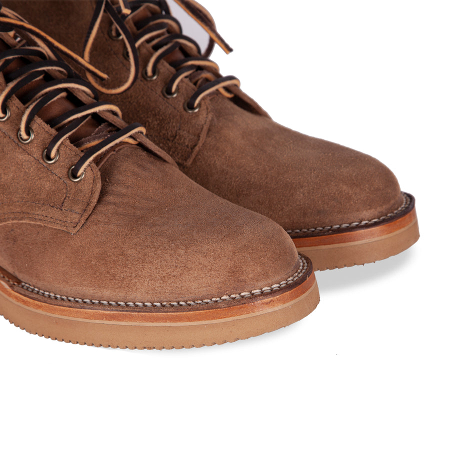 """Whitman"" Service Boot Natural Chromexcel Roughout"