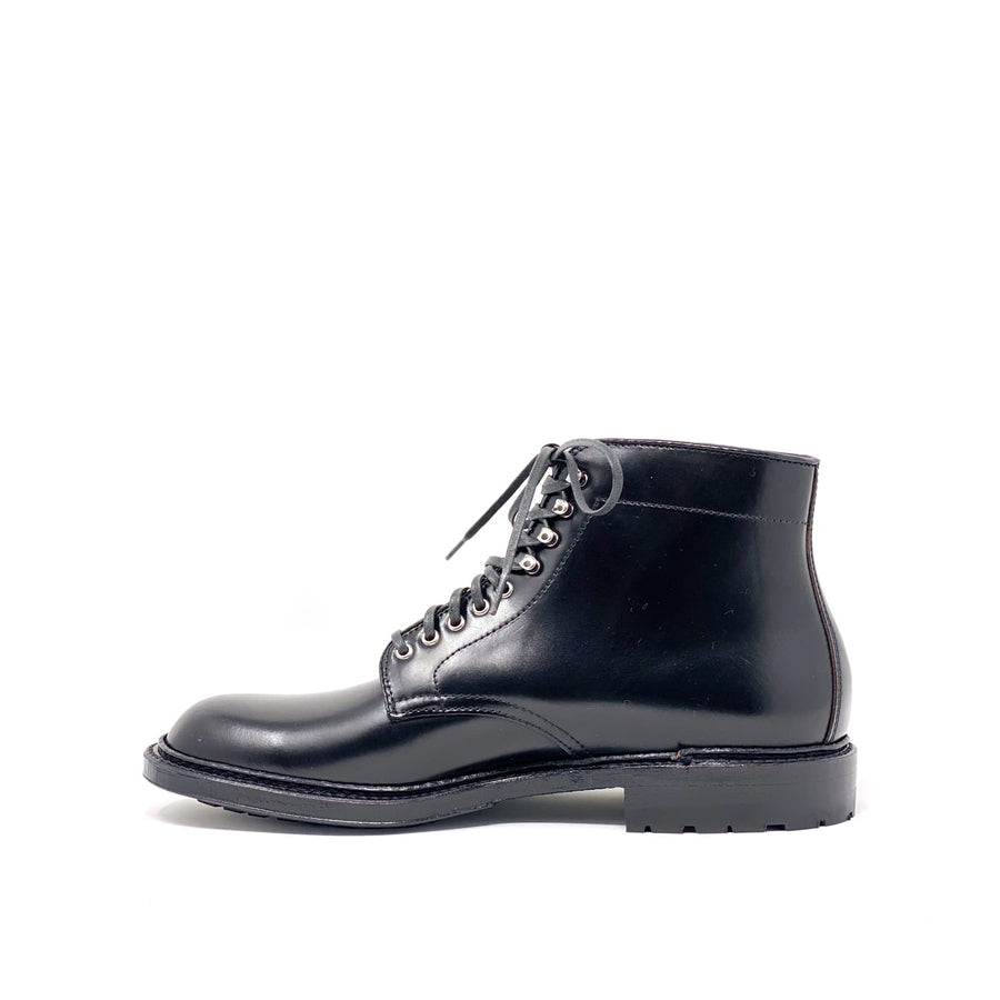 Wick Boot Shell Cordovan Black