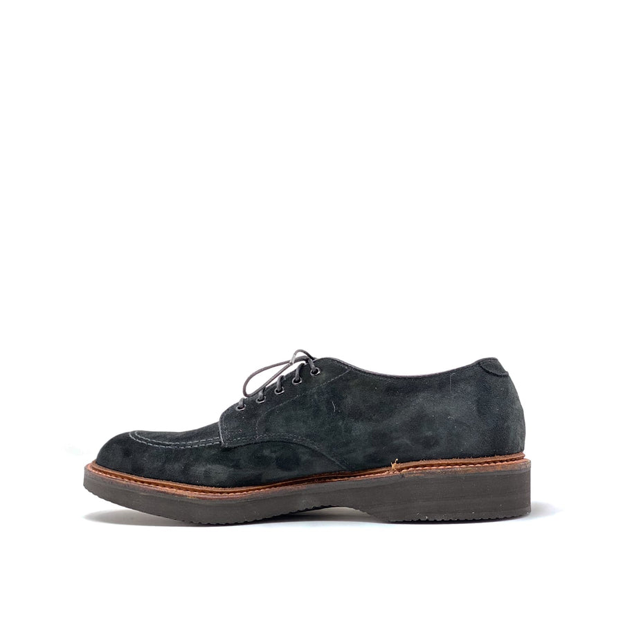 """Temple"" Oxford Black"