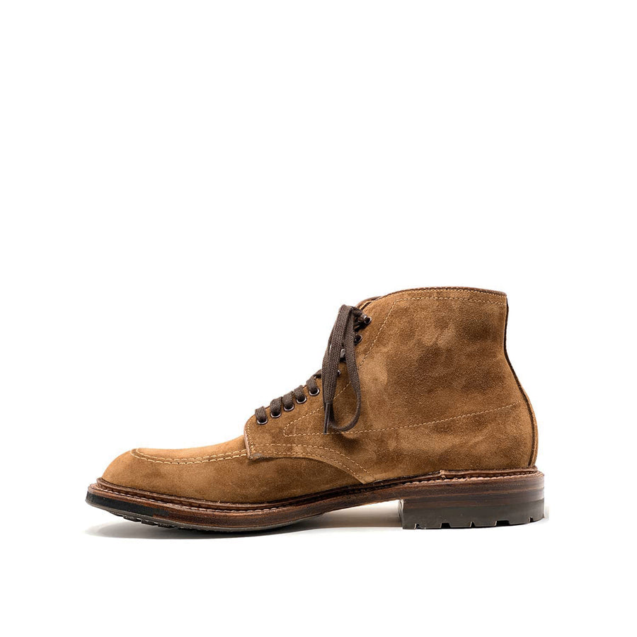4011HC Indy Boot Snuff Suede