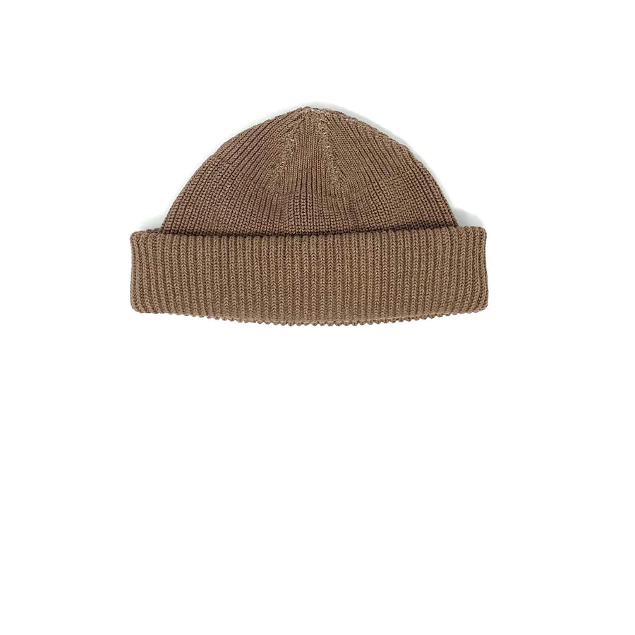 1930s U.S. Army Cotton Beanie Brown
