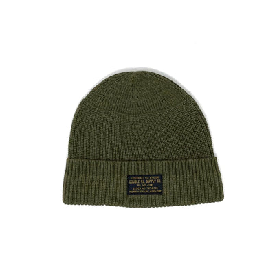 Cotton Watch Cap Olive Drab