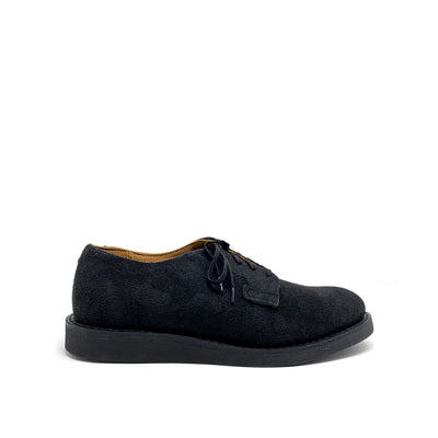 9112 Postman Oxford Black Abilene Roughout