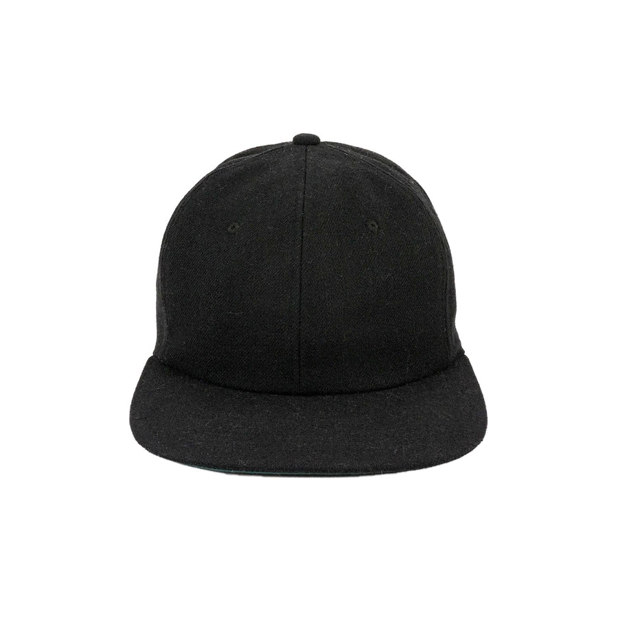Plain Baseball Cap Black