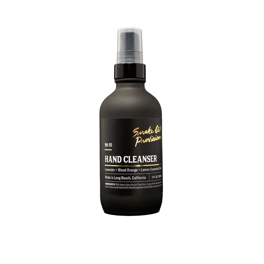 Hand Cleanser Spray