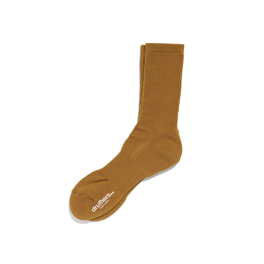 Everyday Cotton Organic Sock Camel