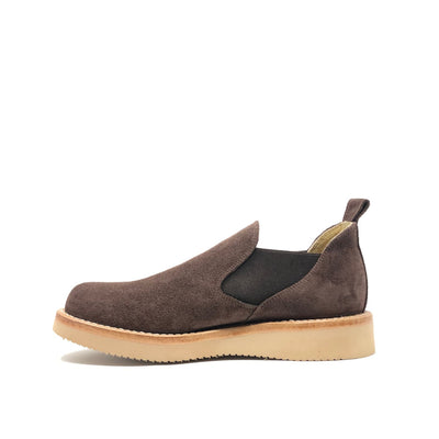 SOP Fillmore Coffee Suede