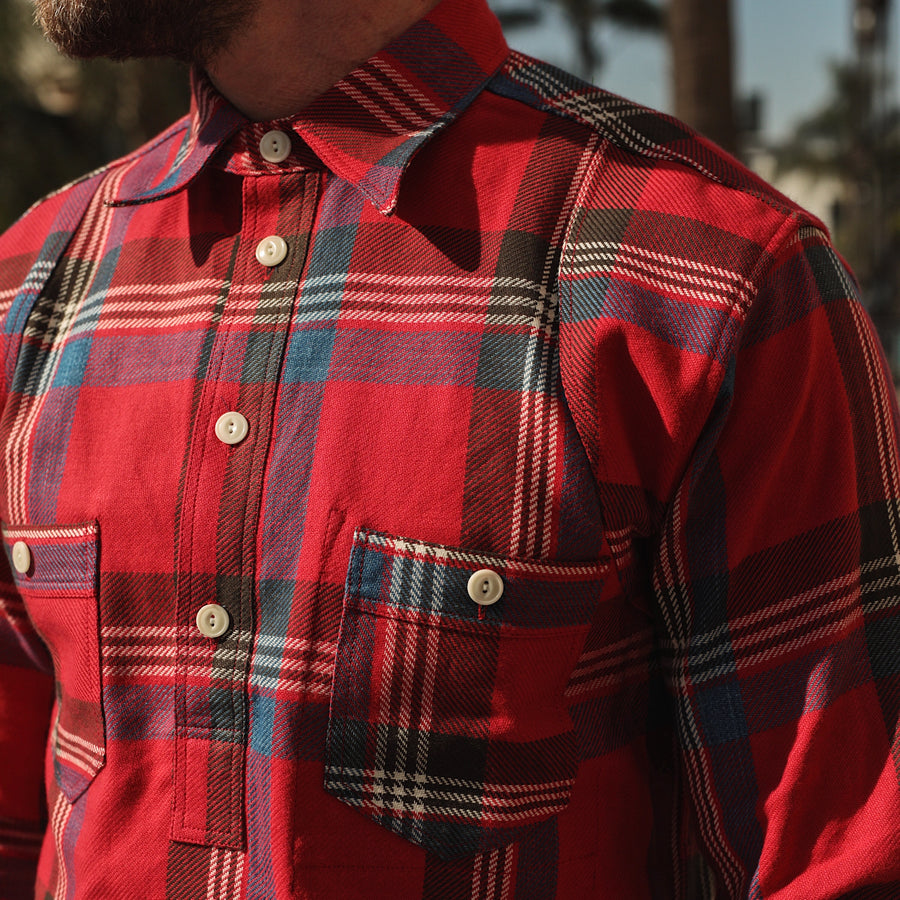 "Secoya Shirt ""Winter King"""