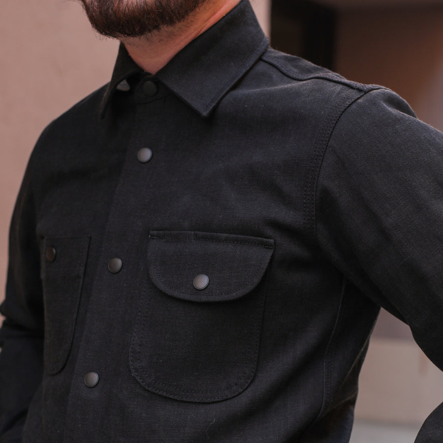 15oz Stealth Service Shirt