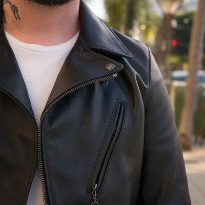 503 Perfecto Cowhide Motorcycle Jacket