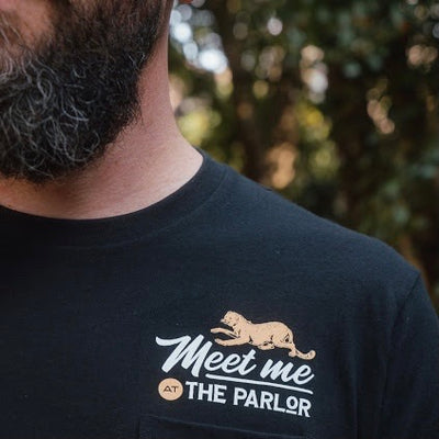 "SOP ""Meet Me at the Parlor"" Graphic Tee"