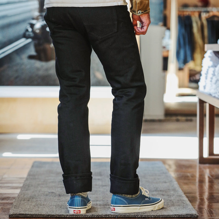 13.5oz Cryptic Denim Stealth Stanton