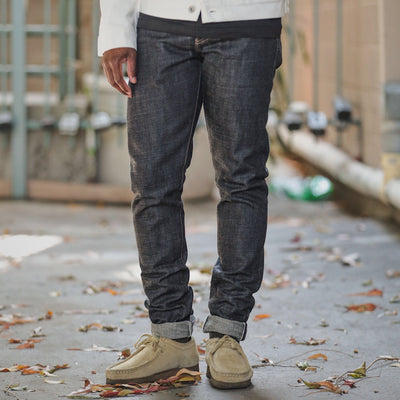 13.5oz Cryptic Strong Taper Jean Indigo