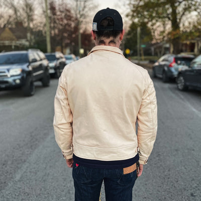 """Lawrence"" Campus Jacket"