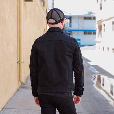 13.5oz Cryptic Stealth Cruiser Jacket
