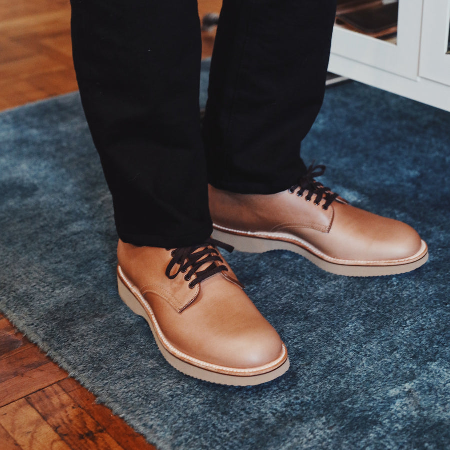 Malone Oxford Natural Chromexcel