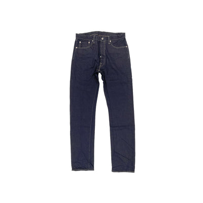California Lot 674 Double Indigo Twill