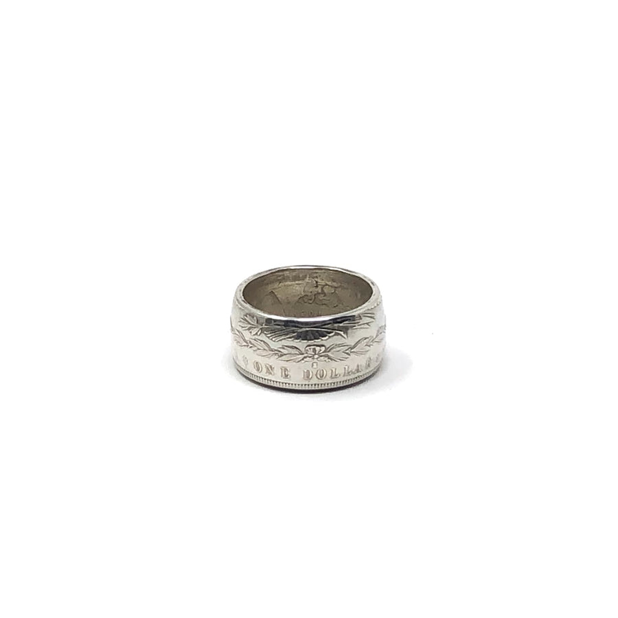 The Black Acre x SOP Morgan Coin Ring