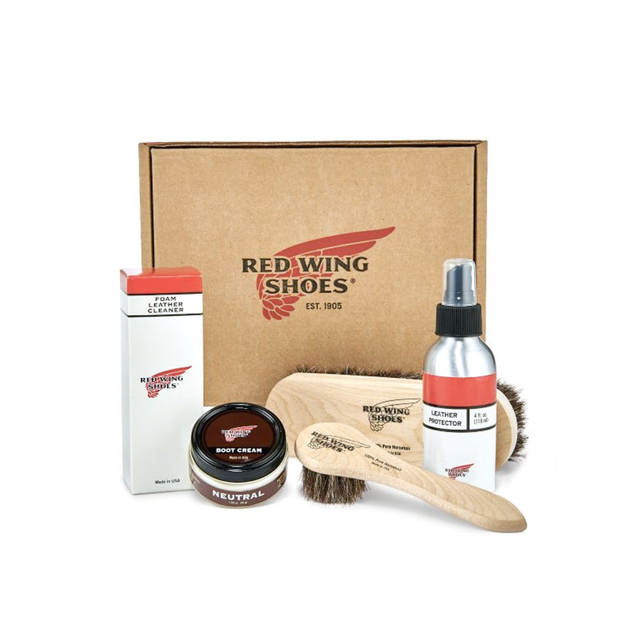 Smooth Finished Leather Product Care Kit