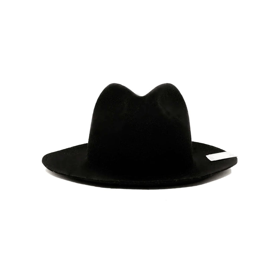 Travelers Hat Black