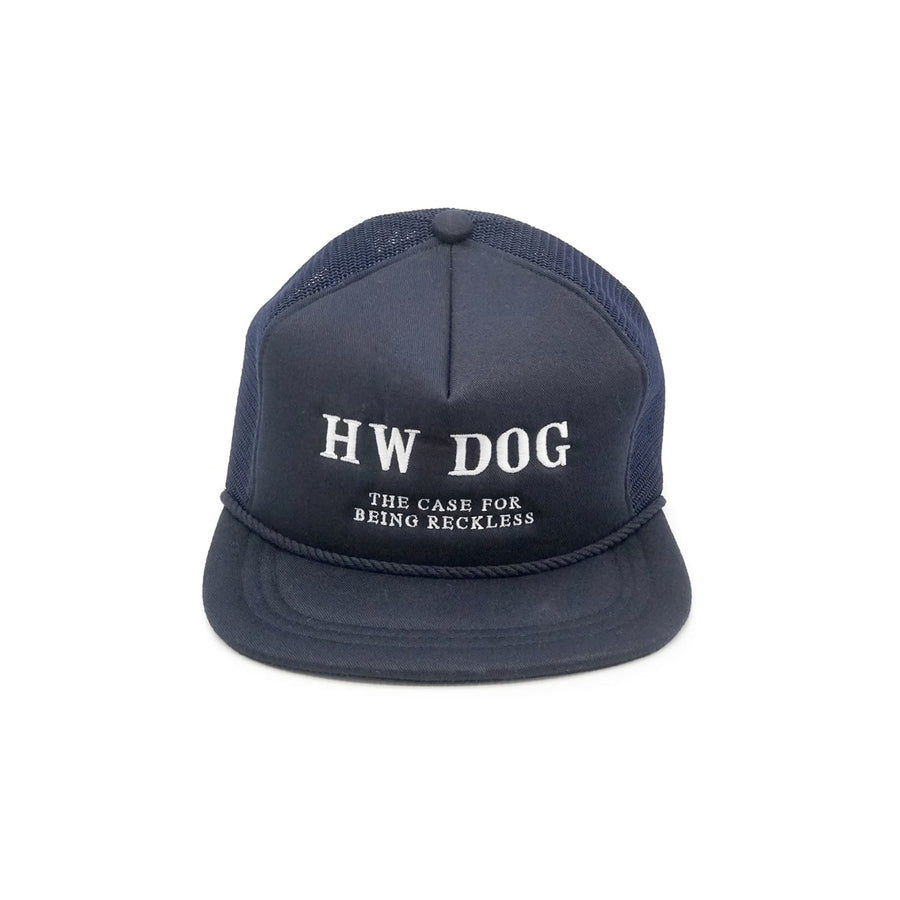 Mesh Cap Reckless Navy