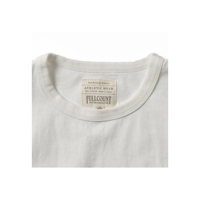5805P-20 Heavyweight Pocket Tee White