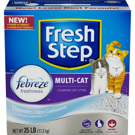 Fresh Step Cat Litter