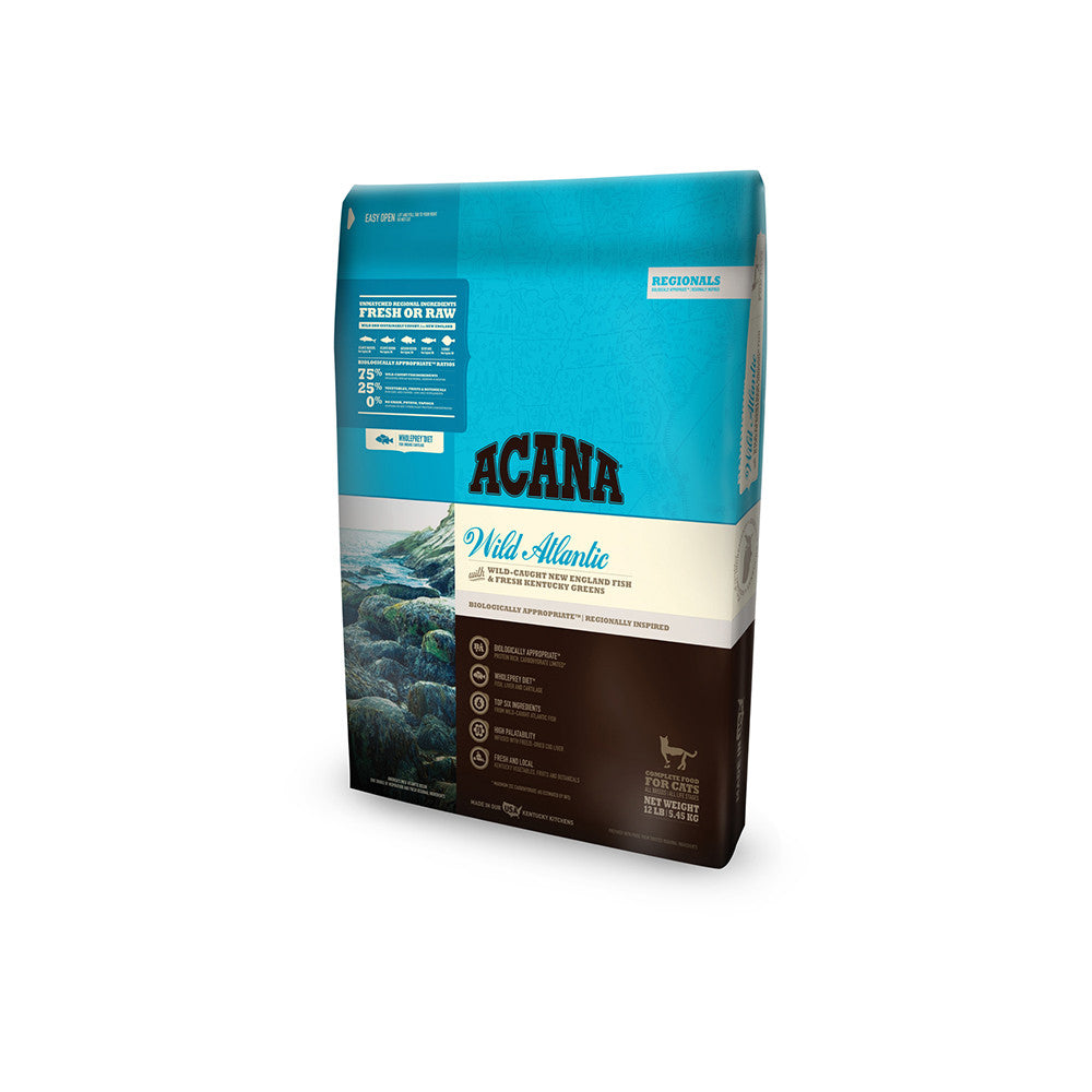 Acana Regionals Wild Atlantic Dry Cat Food USA