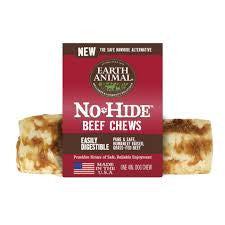 Earth Animal No-Hide Beef Chews 4""