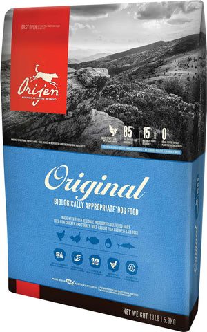 Orijen Original Biologically Appropriate Dog Food