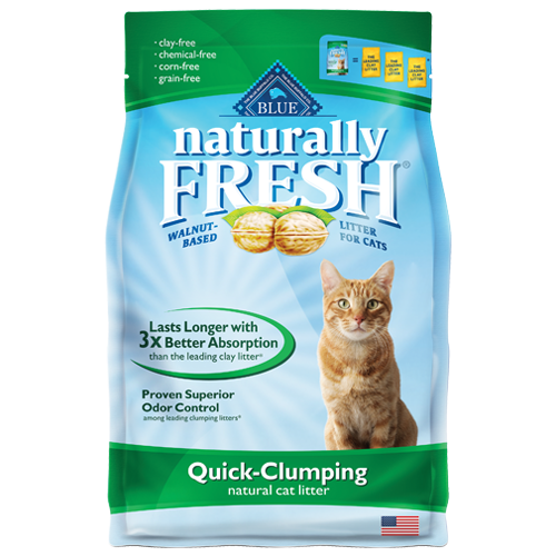 BLUE Naturally Fresh Cat Litter