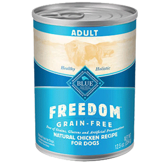 BLUE Freedom Grain-Free Canned for Dogs