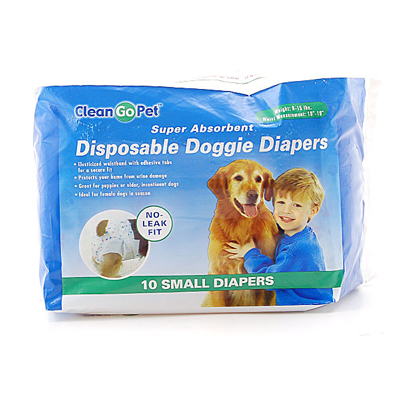Clean Go Pet Doggie Diapers