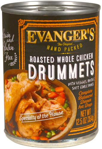 Evangers Premium Canned Dog Food