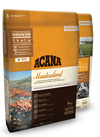ACANA Regionals Meadowland Grain-Free Cat Food