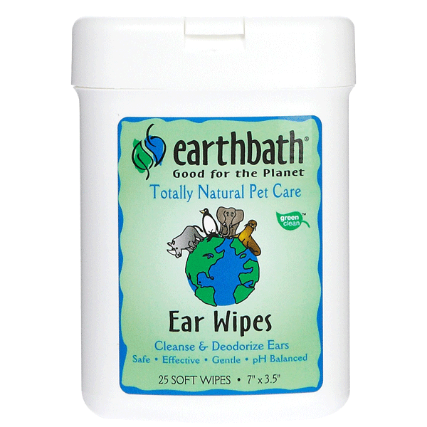Earthbath Specialty Wipes