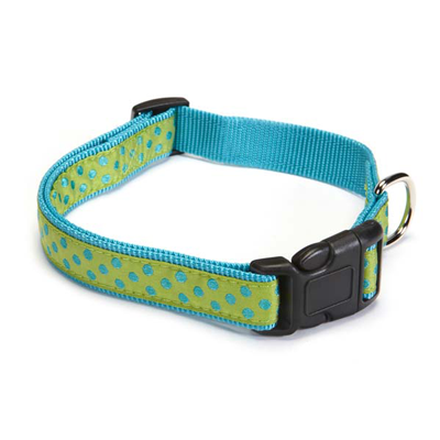 Polka Dot Dog Collars