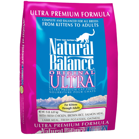 Natural Balance Ultra Premium Original Formula for Cats