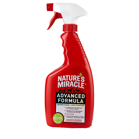 Nature's Miracle Advanced Formula Stain & Odor Remover